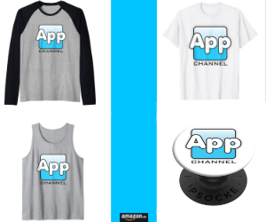App Channel Banner Merch